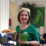 Nytårs fest Nawrus for ældre fra Nørrebro
