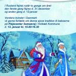 Gammelt Russisk Nytår for ældre i Holbæk