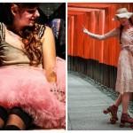 To unge, kreative danske piger på vej til Rusland