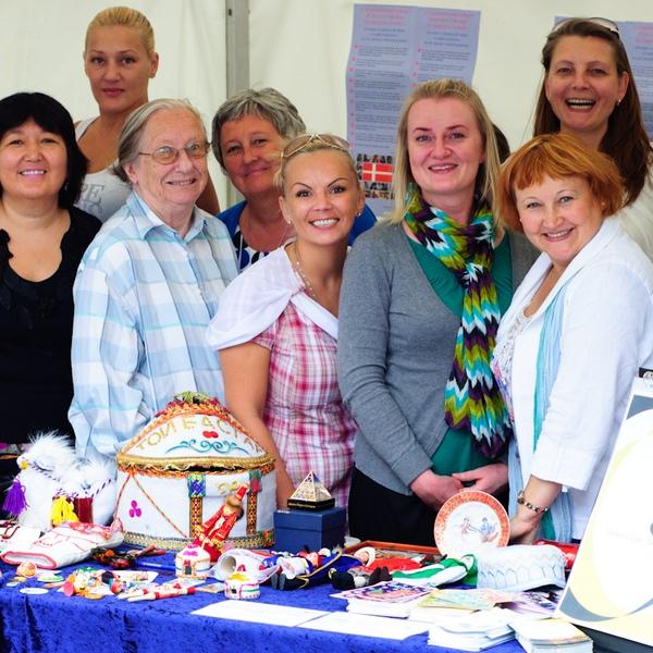Mangfoldighedsfest 2012