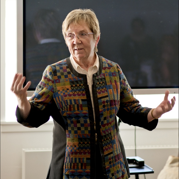 Mødet med kulturminister Marianne Jelved