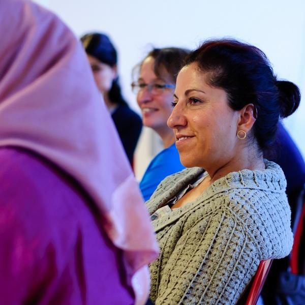 Meeting with Nilgun Suner