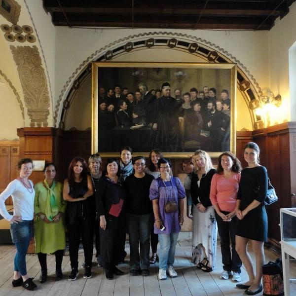 A trip to Women's Museum in Aarhus